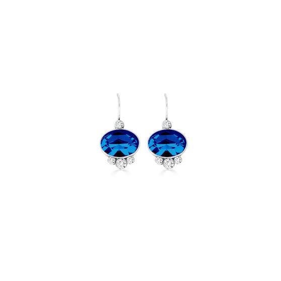 Feel Good Sapphire Drop Earrings