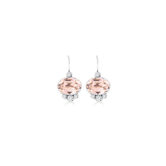 Feel Good Vintage Rose Drop Earrings