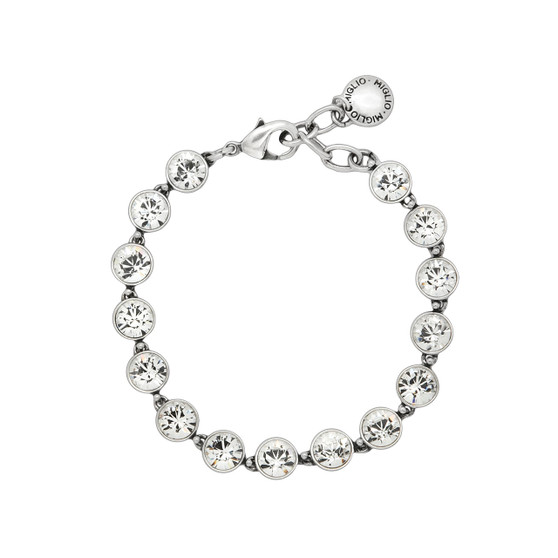 Petite Icon Tennis Bracelet