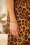 18ct Gold Vermeil Two-Tone Bracelet