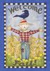 Welcome Fall - Garden Flag by Toland