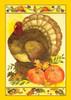 Regal Turkey - Garden Flag by Toland