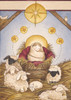 Nativity - Garden Flag by Toland