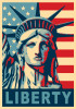 Liberty USA - Garden Flag by Serious