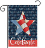 Celebrate - Small Garden Flag by Lang