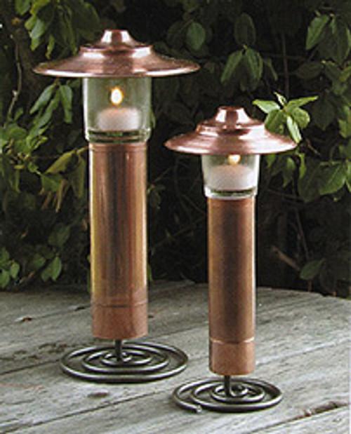 Harmony Table Light - Candle Lantern