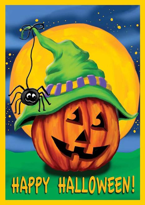 Halloween Hitcher - Standard Flag by Toland