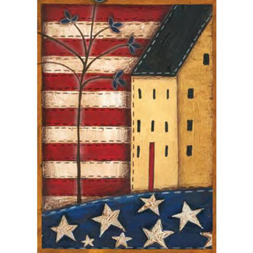 Land of the Free - Standard Flag by Toland