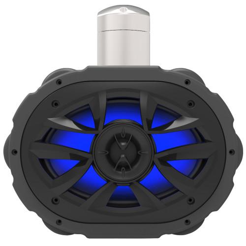 "Boss Audio MRWT69RGB 6"" x 9"" Waketower Speaker w\/RGB LED Lights - Black [MRWT69RGB]"