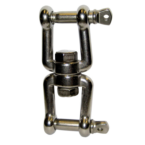 Quick SW10 Anchor Swivel - 10mm Stainless Steel Jaw Jaw Swivel - f\/16-44lb. Anchors [MSVGGGX10000]