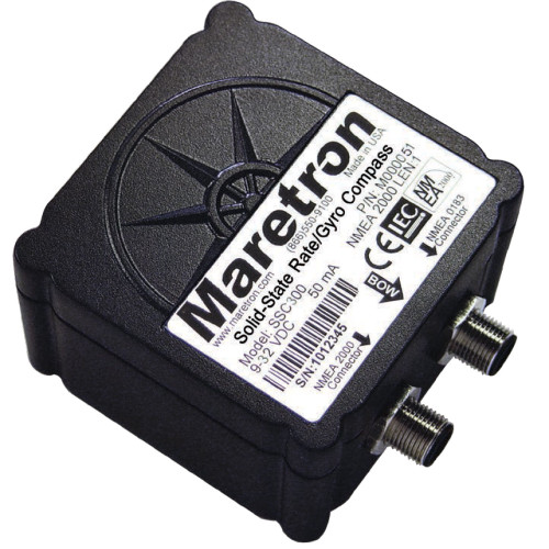 Maretron Solid-State Rate\/Gyro Compass w\/o Cables [SSC300-01]