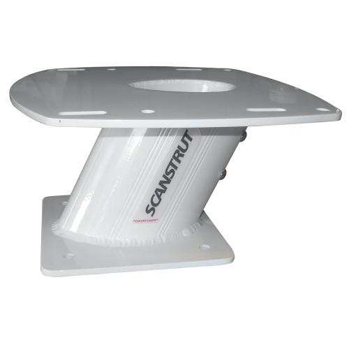 "Scanstrut 6"" Aluminum PowerTower f\/2kW & 4kW Raymarine, Garmin & Navico [APT-150-01]"