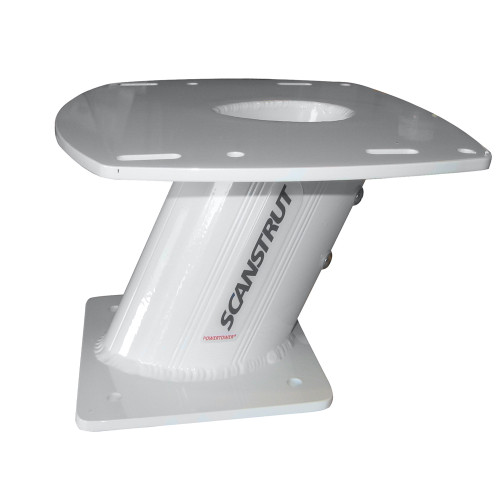 "Scanstrut 10"" Aluminum PowerTower f\/2kW\/4kW Raymarine; Garmin & Navico 3G\/4G Radomes [APT-250-01]"
