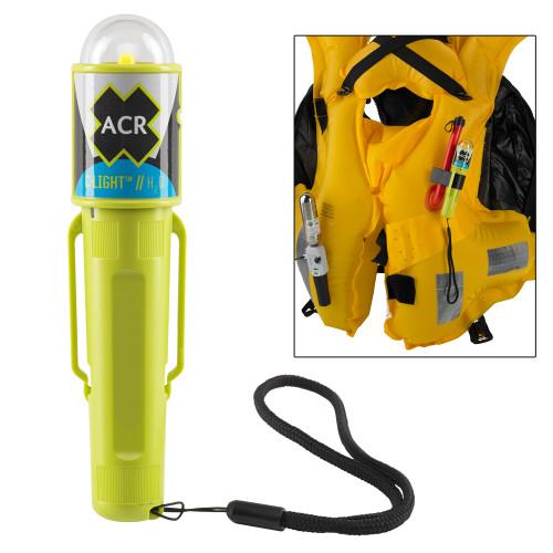 ACR C-Light H20 - Water Activated LED PFD Vest Light w\/Clip [3962.1]