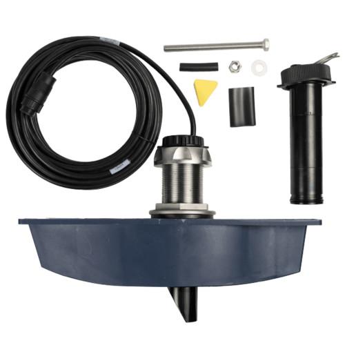 Navico Long Stem ForwardScan Transducer w\/Sleeve Plug & Fairing Block [000-13284-001]