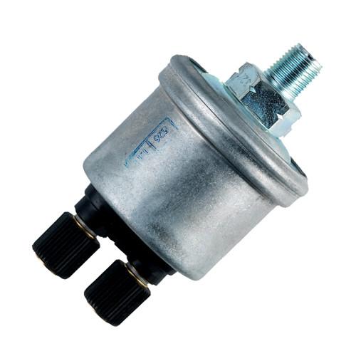 VDO Pressure Sender 80 PSI Floating Ground - 1\/8-27NPT 32\/1 [360-410]