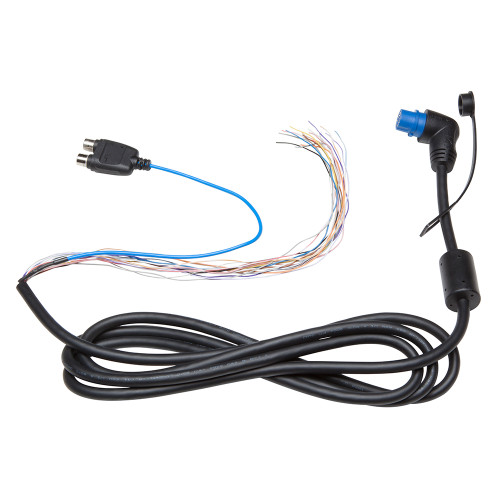 Garmin Right Angle NMEA 0183 w\/Audio Cable - 7' [010-12390-21]