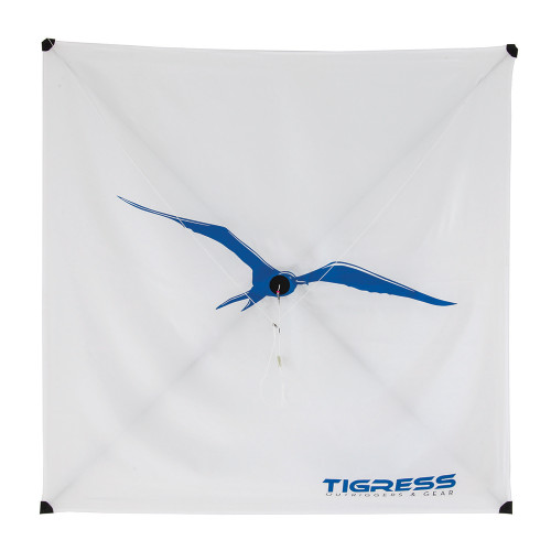 Tigress Specialty Lite Wind Kite - White [88607-2]