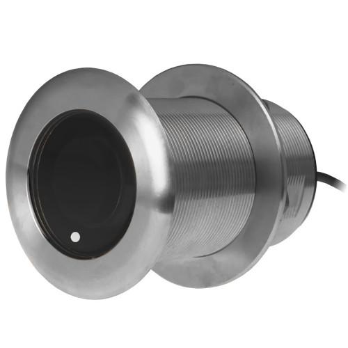 Navico XSONIC SS75M Stainless Steel Thru-Hull Medium CHIRP Transducer - 12 Element - 9-Pin [000-13909-001]
