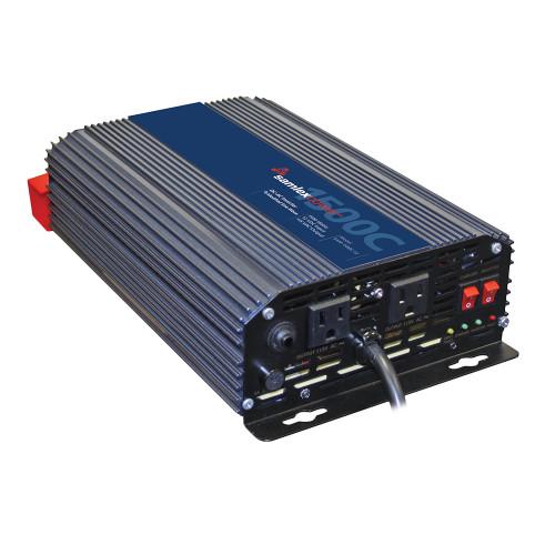 Samlex 1500W Modified Sine Wave Inverter\/Charger - 12V [SAM-1500C-12]