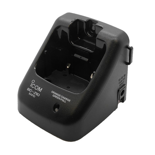 Icom Rapid Charger f\/BP-245N - Includes AC Adapter [BC210]