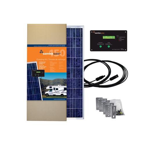 Samlex Solar Charging Kit - 150W - 30A [SRV-150-30A]