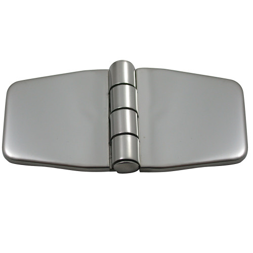 """Southco Stamped Covered Hinge - 316 Stainless Steel - 1.4"""" x 3"""" [N6-5A-4VC8-24]"""