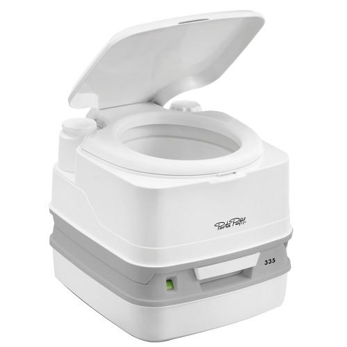 Thetford Porta Potti 335 Marine Toilet w\/Hold Down Kit [92828]