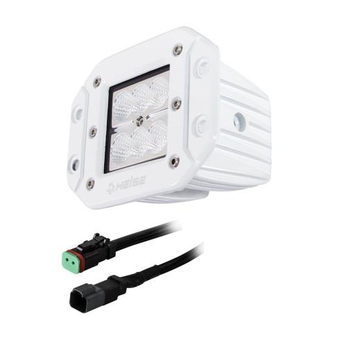 "HEISE 6 LED Marine Cube Light - Flush Mount - 3"" [HE-MFMCL3]"