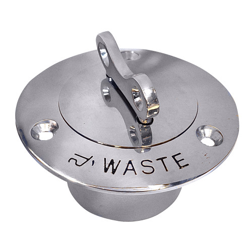 "Whitecap Pipe Deck Fill 1-1\/2"" Waste [6034]"