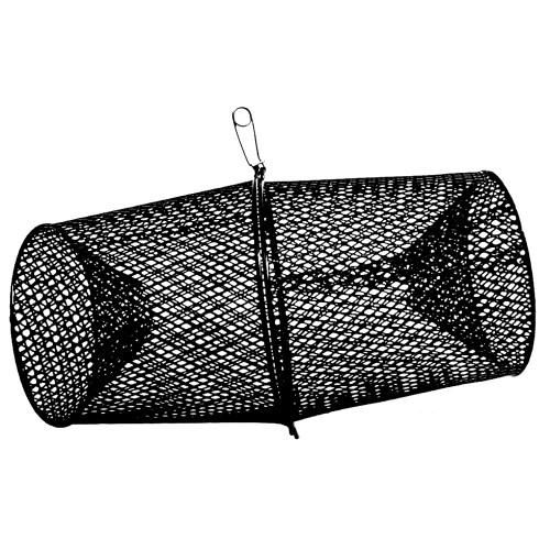 """Frabill Torpedo Trap - Black Minnow Trap - 10"""" x 9.75"""" x 9"""" [1271]"""