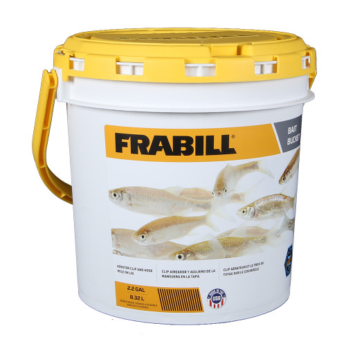 Frabill Bait Bucket [4820]