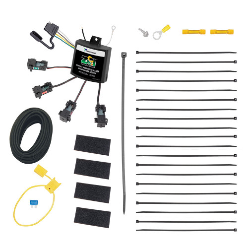 Tekonsha ZCI Zero Contact Interface Universal ModuLite  Installation Kit [119251]