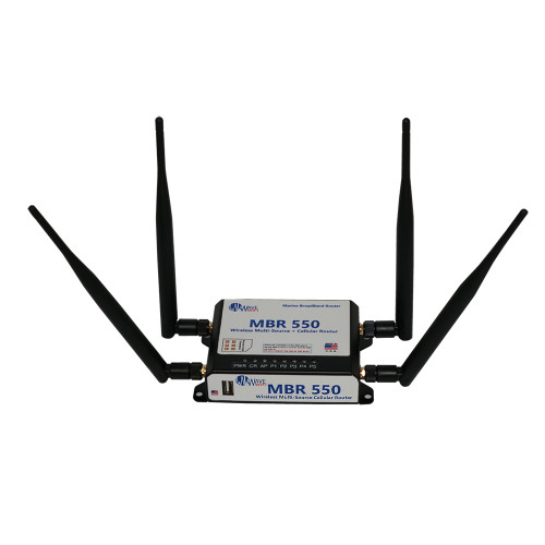 Wave WiFi MBR 550 Marine Broadband Router [MBR550]