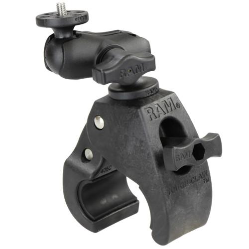 """RAM Mount Medium Tough-Claw w\/Short Arm 1\/4""""-20 Stud [RAM-B-404-A-366U]"""