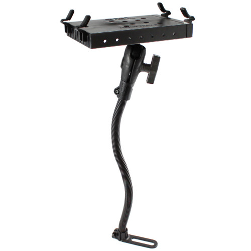 "RAM Mount POD No-Drill Vehicle Mount w\/Netbook Tray  1.5"" Ball [RAM-316-1-234-6U]"