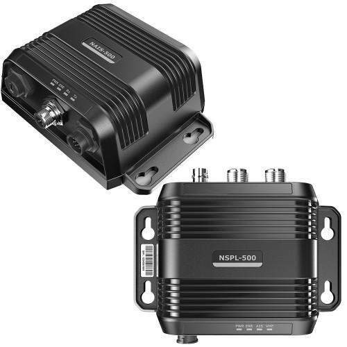 Navico NAIS-500 AIS with NSPL-500 Splitter and GPS Sensor [000-13963-001]