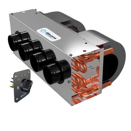 Albin Pump Marine Premium Defroster Kit 12kW - 24V [09-02-008]