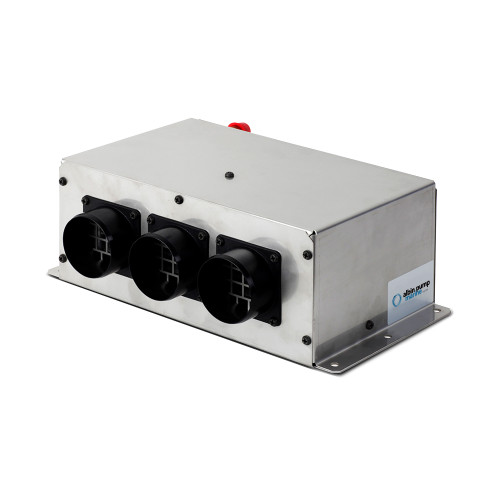 Albin Pump Marine Defroster 4kW - 24V [09-01-010]