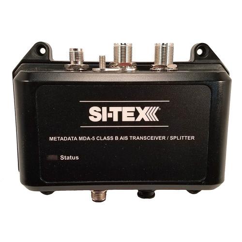 SI-TEX MDA-5 Hi-Power 5W SOTDMA Class B AIS Transceiver w\/Built-In Antenna Splitter  Long Range Wi-Fi [MDA-5]