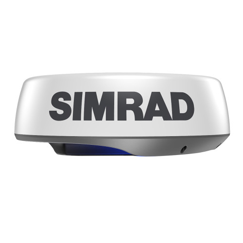 Simrad HALO24 Radar Dome w\/Doppler Technology [000-14535-001]