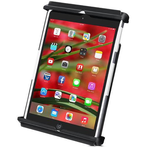 RAM Mount TAB-TITE Universal Clamping Cradle f\/iPad Mini w\/Case, Skin, or Sleeve [RAM-HOL-TAB12U]