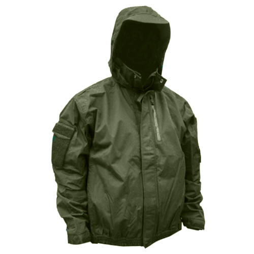 First Watch H20 Tac Jacket - XXX-Large - Green [MVP-J-G-XXXL]