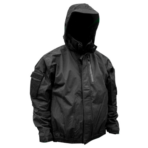 First Watch H20 Tac Jacket - XX-Large - Black [MVP-J-BK-2XL]