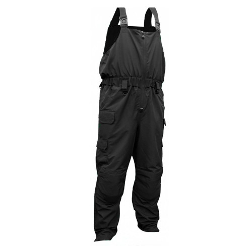 First Watch H20 Tac Bib Pants - Large - Black [MVP-BP-BK-L]