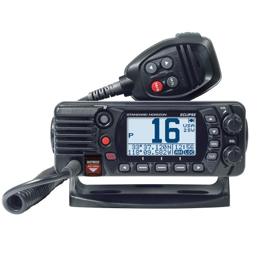 Standard Horizon GX1400 Fixed Mount VHF w\/GPS - White [GX1400GB]
