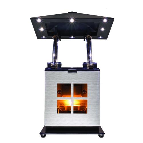 Caframo JOI Lamp - Heat Powered Tea Light Candle - Runs 4 Hours [8310CASBX]