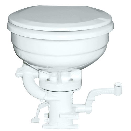 GROCO K Series Hand Operated Marine Toilet [K-H]
