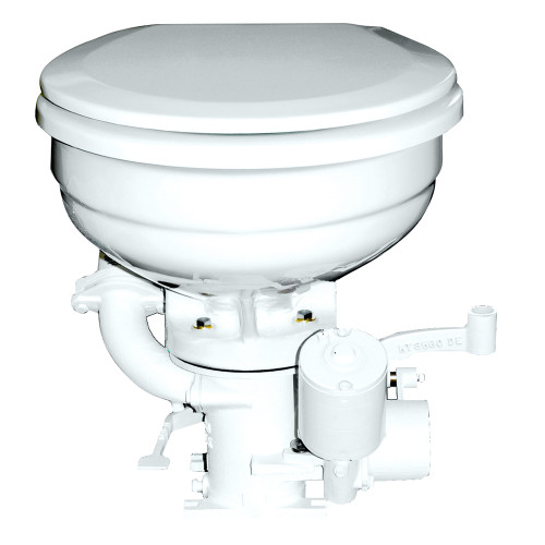 GROCO K Series Electric Marine Toilet - 12V [K-H 12V]
