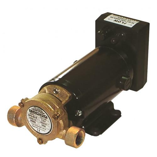 GROCO Heavy Duty Positive Displacement Reversing Vane Pump - 12V [SPO-60-R 12V]